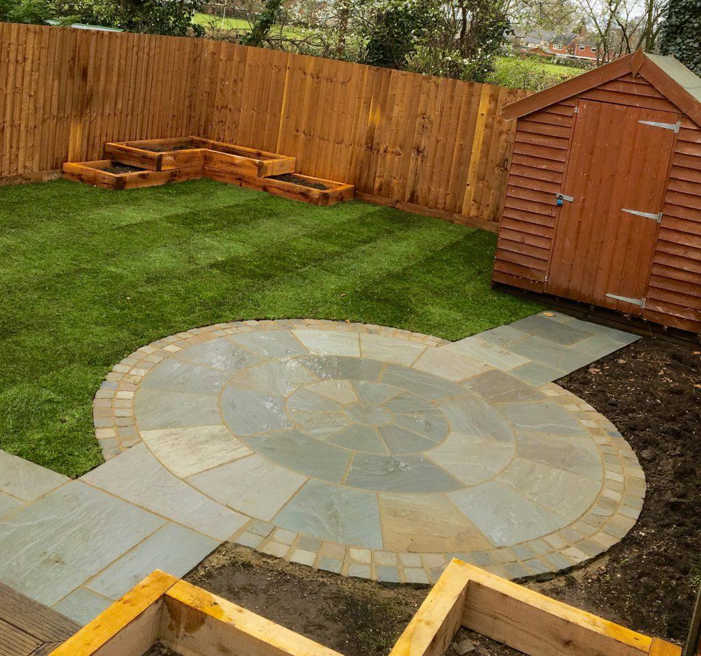 Green Nature Ltd Hard Soft Garden Landscape Services