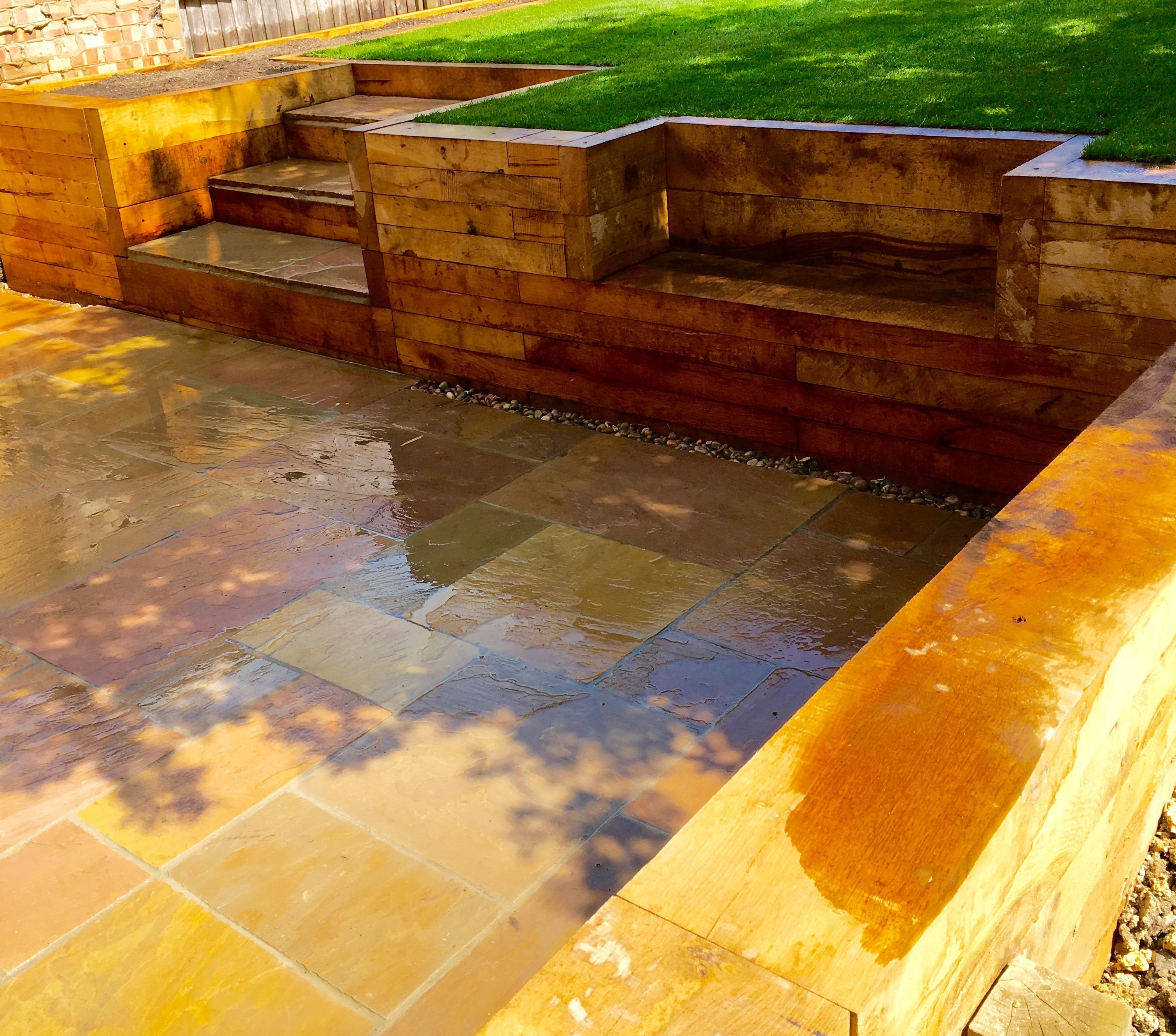 Hard Soft Garden Landscape Services Bury St Edmunds Suffolk