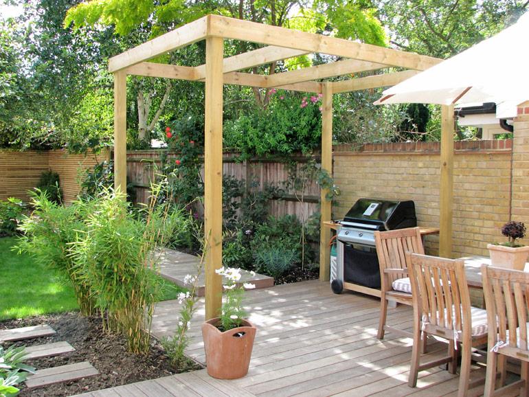 Small Garden Designs Herb Garden Design Uk 770x578 Green Nature Ltd